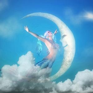 獅子座新月のサビアン*獅子座27度*あなたが新世界の朝を告げる光になる
