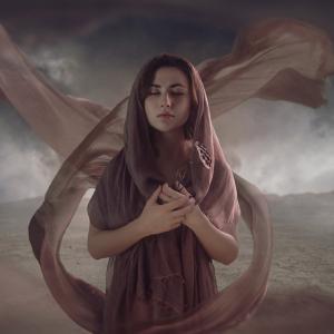 蠍座*水星逆行と蟹座下弦の月サビアン~十字路の「葛藤」の海から手を伸ばし