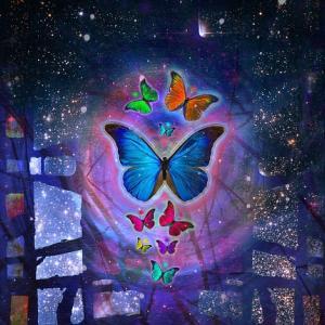 天秤座新月のサビアン*あの「7つの習慣」でハードな空模様を切り抜けよう!