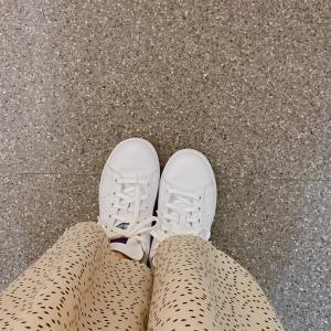 白いスニーカーの話。