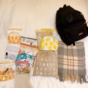 【2泊3日の国内旅行】ミニマムな旅行バッグの中身の話。