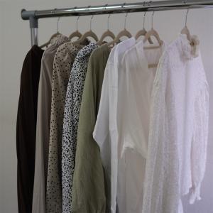 【20代女性ミニマリスト】考えないコーディネートを作る洋服選びのコツ