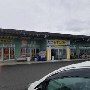 たまごの駅(長野県安曇野市)