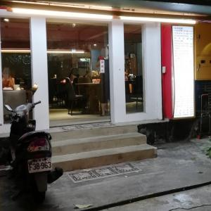 台北天母の低価格レストラン・・・玫瑰小吃店