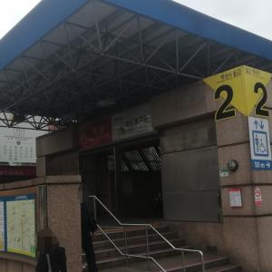 台北 雙連朝市の人気屋台・・・大肥媽潤餅
