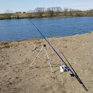 釣りは今週お休み