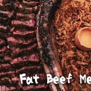 【バンコク豪快肉デート】Fat Beef Meat Lab / ファットビーフ ミートラボ
