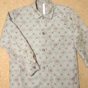 【着物リメイク】ババシャツ