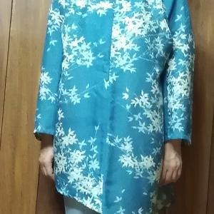 【着物リメイク】マーガレットの作り方