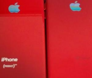 そんなわけで店主の予告通り、iPhone8 (PRODUCT)REDが見つかりましたwそしてSIMはロケモバさん?(^^ゞ