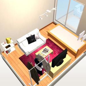 どうする?収納スペースの皆無の一部屋暮らし 家具は何を選ぼうか