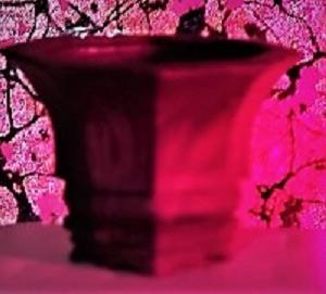 ❣❣新参者❣❣豆鉢❣❣河田義之造❣❣大理石❣❣