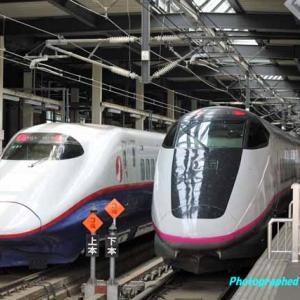 東北新幹線37周年