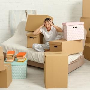 引っ越し作業の時に作業がはかどる便利グッズと荷造りのコツ