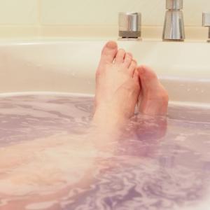お風呂で手軽に冷え症を改善する方法