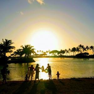 2歳と行くハワイ旅行、7泊9日全日程