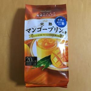 ポッカサッポロ 完熟マンゴープリンの素(200g×4袋入り)
