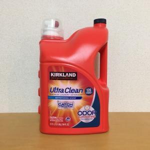 コストコ カークランドシグネチャー ウルトラクリーン液体洗濯洗剤(5.73L)