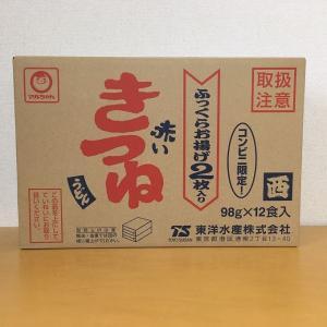 コストコ 東洋水産 マルちゃん赤いきつねうどん(98g×12食入り)
