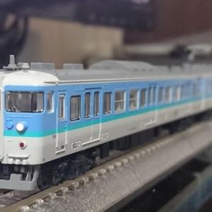 入線日記84 KATO 115系1000番台 (長野色)