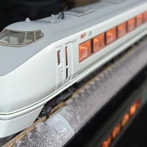 入線日記 KATO 651系 特急「スーパーひたち」