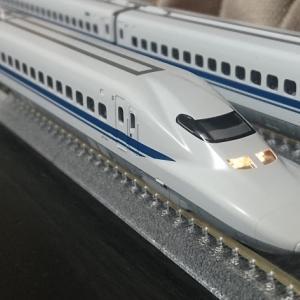 入線日記150 KATO 700系新幹線「のぞみ」