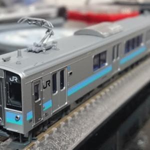 入線日記152 KATO E127系 大糸線 (A9編成)