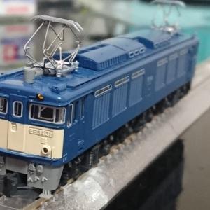 入線日記159 KATO EF64形0番台(前期形)