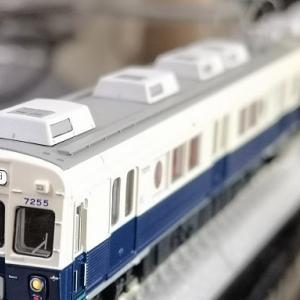 入線日記162 MicroAce 上田電鉄7200系・まるまどりーむ号