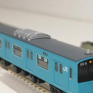 入線日記164 グリーンマックス 201系 JR京都線・神戸線