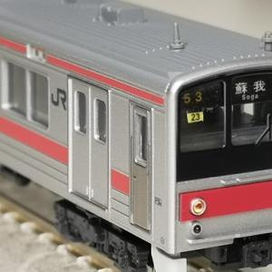 入線日記169 KATO 205系 京葉線 千ケヨ23