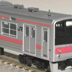 入線日記174 MicroAce 205系 京葉線 量産先行車