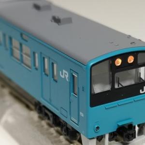 入線日記176 KATO 201系 京葉線 千ケヨ52+K2