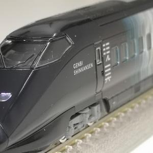 入線日記178 TOMIX E3系700番台 上越新幹線「とき」 (現美新幹線)