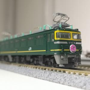 入線日記219 KATO 24系 寝台特急「トワイライトエクスプレス」