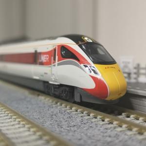 入線日記221 KATO ロンドン・ノース・イースタン鉄道 Class800/2