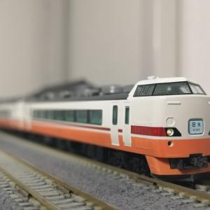 入線日記222 TOMIX 189系 特急「日光」・特急「きぬがわ」