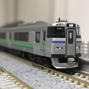 入線日記224 KATO キハ201系 札ナホD-101