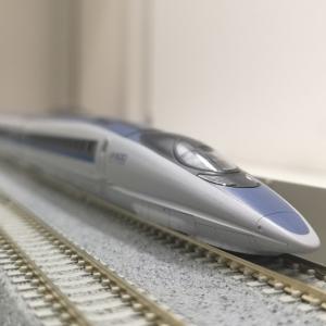 入線日記228 KATO 500系 山陽・東海道新幹線 「のぞみ」