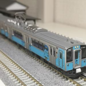入線日記229 KATO 青い森鉄道 青い森701系