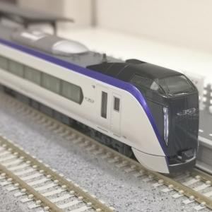 入線日記235 KATO E353系 特急「あずさ・かいじ・富士回遊」