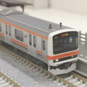 入線日記237 KATO 209系500番台 武蔵野線・「むさしの号」