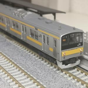入線日記238 KATO 205系 中央・総武緩行線 八ミツ21