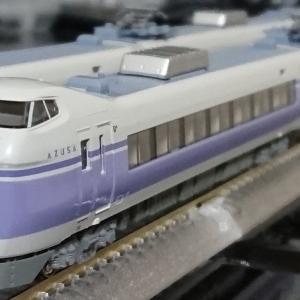 入線日記43 KATO E351系 特急「スーパーあずさ」
