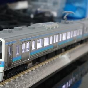 入線日記45 KATO 211系3000番台(長野色)