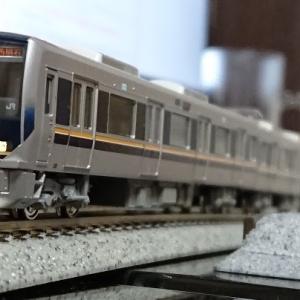 入線日記51 KATO 321系 JR京都線・JR神戸線