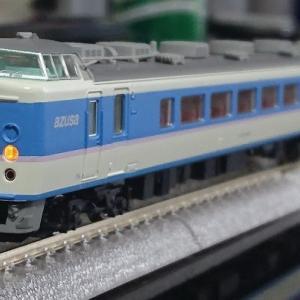 入線日記52 MA 183系0番台 特急「あずさ」 (あずさ色)
