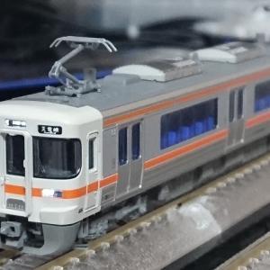 入線日記54 KATO 313系1700番台