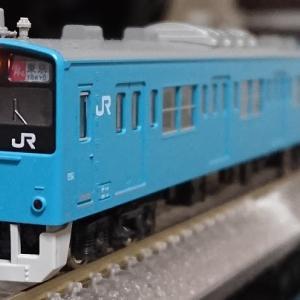 入線日記56 KATO 201系 京葉線色