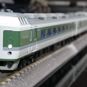 入線日記57 KATO 189系 特急「あさま」 小窓編成